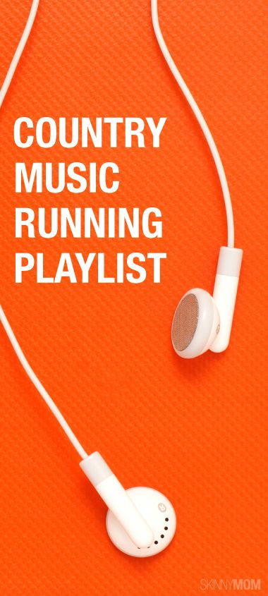 Turn up the jams with this country music playlist perfect for a run.