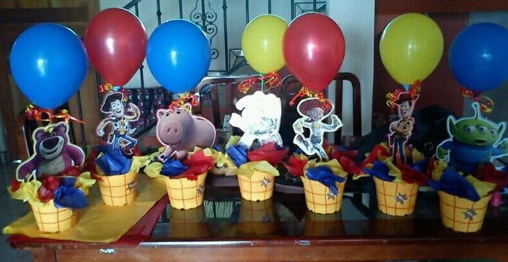 Centerpieces Toy Story