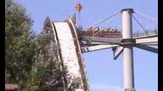 tidal wave thorpe park - YouTube
