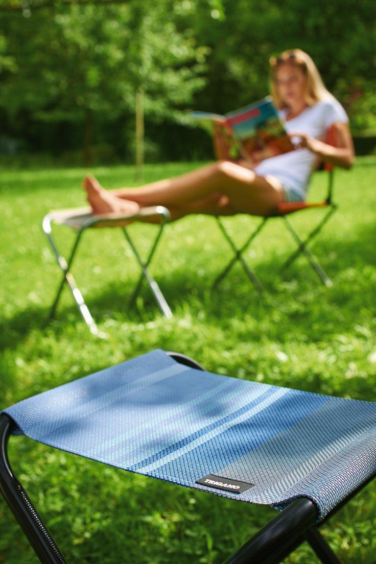 Des tabourets de camping robuste et léger conçu par Trigano. Découvrez tous nos produits sur notre site Triganostore