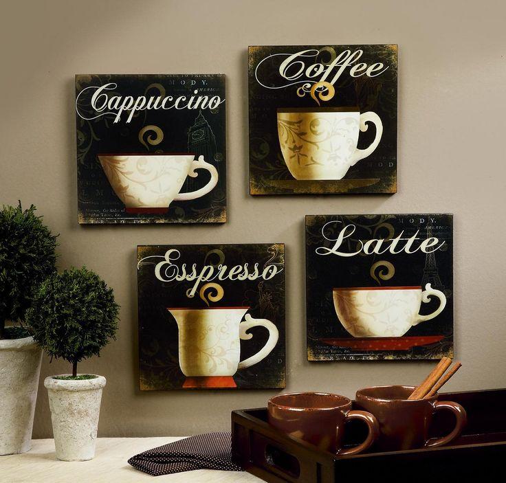 Coffee Theme Kitchen Curtains Coffee Themed Kitchen Decor Ideas