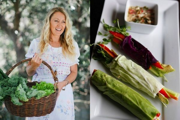 Catch me on #thewellnesswarrior blog for Foodie Friday @Jessica Ainscough #foodiefriday #rawaddiction #rawfood