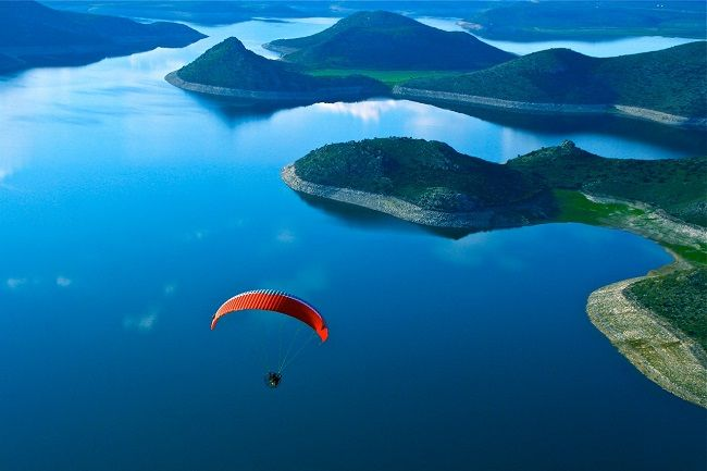 VISIT GREECE| Airsports in Greece #sports #airsports #activities #outdoors #see&do