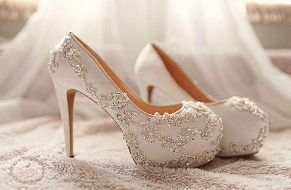 Rina Thang Wedding Shoes