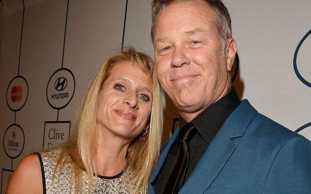 Francesca Hetfield Metallica's James Hetfield's Wife