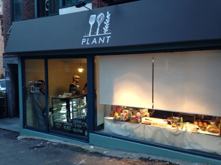 Plant: Vegan eats by Mipa Lee of the blog Alien's Day Out.