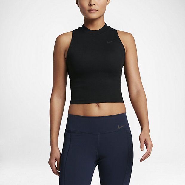 Женская майка для тренинга Nike Dry 2190