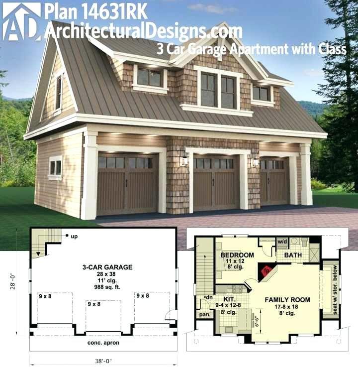 Apartment Above Design Garage