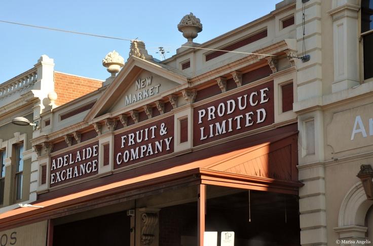 Heritage Site, Adelaide Exchange Rundle Street, Adelaide,  South Australia © MarisaAngelis  www.marisaangelis.com