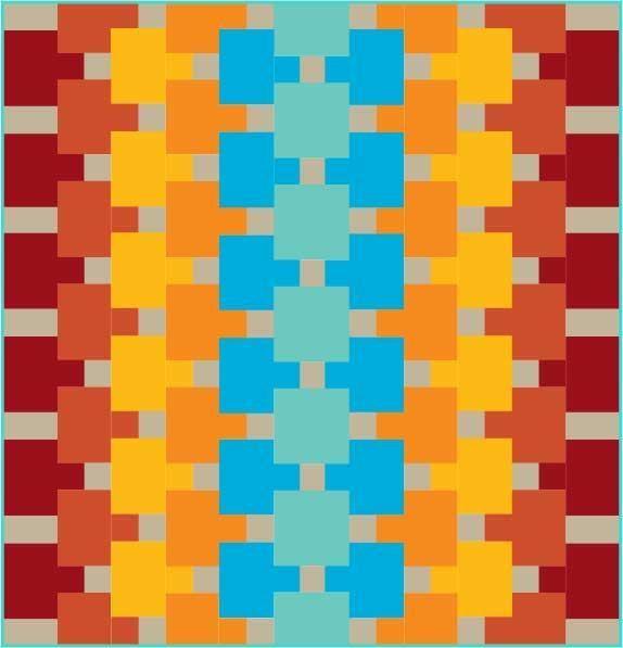 (7) Name: 'Quilting : Magic Carpet