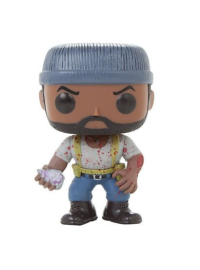 Funko The Walking Dead Pop! Television Tyreese Bitten Arm Vinyl Figure Hot Topic ExclusiveFunko The Walking Dead Pop! Television Tyreese Bitten Arm Vinyl Figure Hot Topic Exclusive,