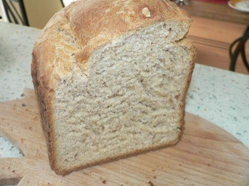 0009. chléb babičky Evy  - recept pro domácí pekárnu