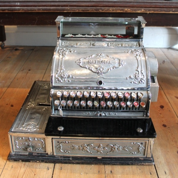 Want one of these old tills