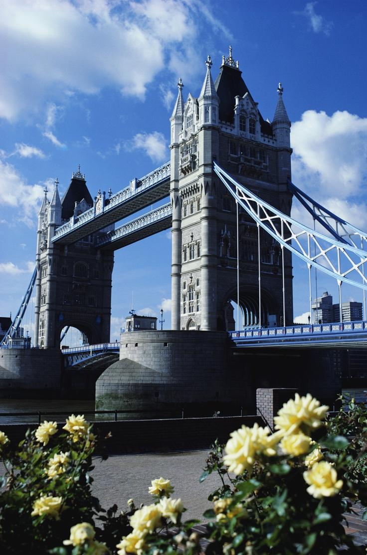 Weekendreise til London. Ja, takk!