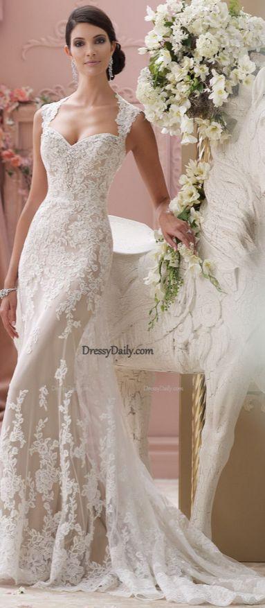 Wedding Dress 2015 Wedding Dress 2015 - If I ever get married again. OMG. Sooooooo me!!!