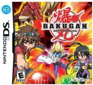 Get the Bakugan Battle Brawlers Nintendo DS Game for only $6.94!