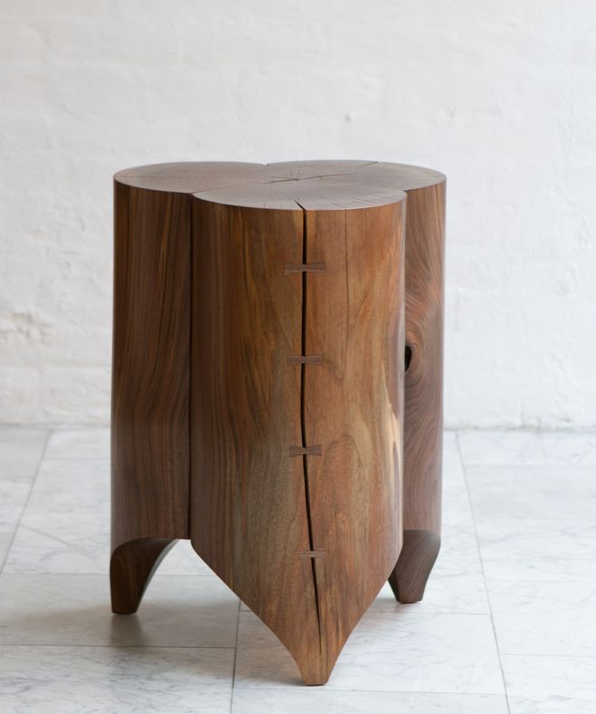 Locally Sourced and Salvaged u2013 Wooden Stump Stools by Kieran Kinsella | OEN : wooden stump stool - islam-shia.org