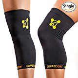 CopperJoint Copper Knee Brace, #1 Compression Fit Support - GUARANTEED Recovery Sleeve - Wear Anywhere - Single by CopperJoint  (2517)Buy new:  $  35.97  $  28.97 (Visit the Best Sellers in Sports & Outdoors list for authoritative information on this product's current rank.) Amazon.com: Best Sellers in Sports & Outdoors...