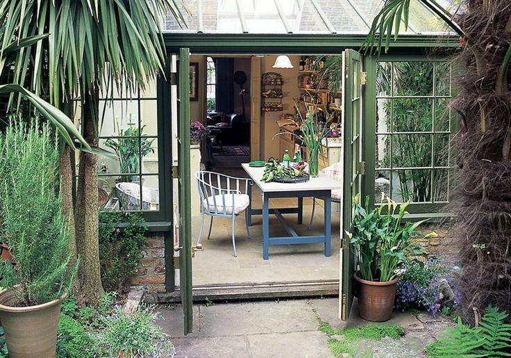 Pinterest for Ad garden rooms