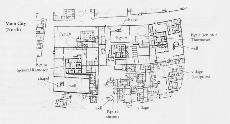 Amarna-Tuthmose-house-Kemp-165.jpg (1181×638)