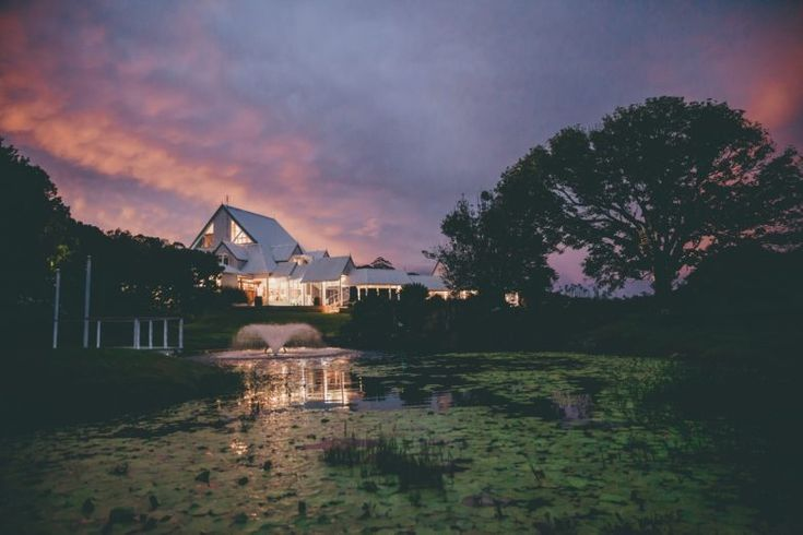 Maleny Manor is a private secluded wedding venue offering stunning hinterland…