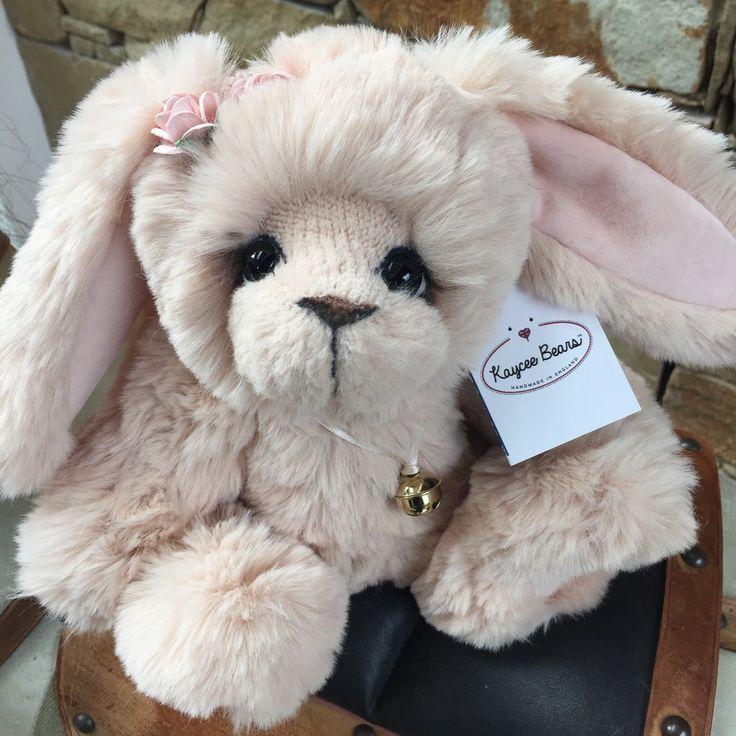 Kaycee Bears Cream Bun Limited Edition Bunny