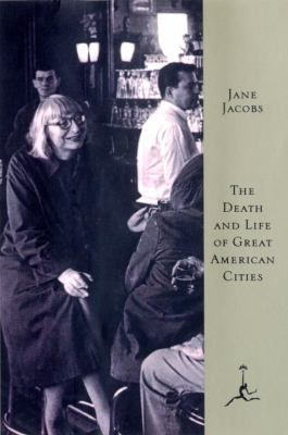 Cover image for The death and life of great American cities