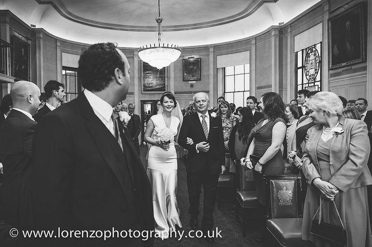 London Wedding Photographer - Trinity House