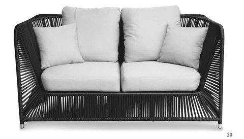 Biko 2 seater sofa