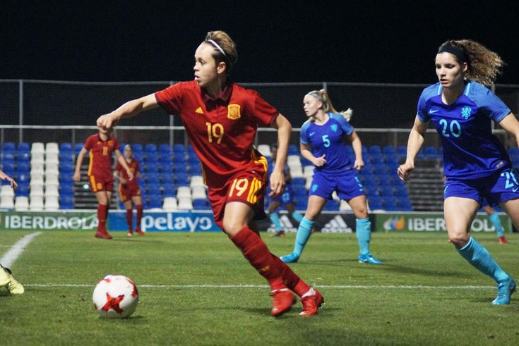 Spain Women beat European Champions at Pinatar Arena - http://www.theleader.info/2018/01/21/spain-women-beat-european-champions-pinatar-arena/