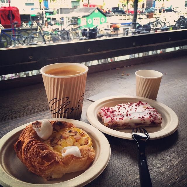 Typical danish pastries and coffee... Travelling tips for visiting Copenhagen, Denmark