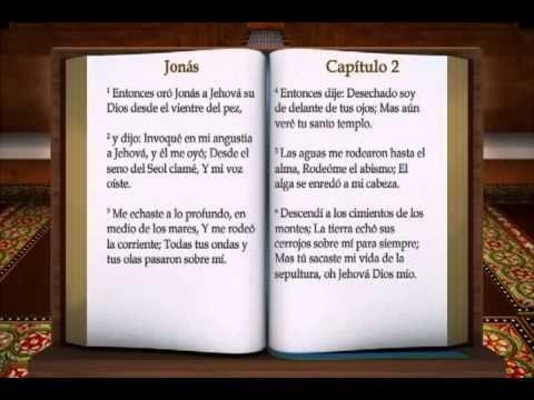 """LA BIBLIA """" JONAS """" COMPLETO REINA VALERA ANTIGUO TESTAMENTO - YouTube"""