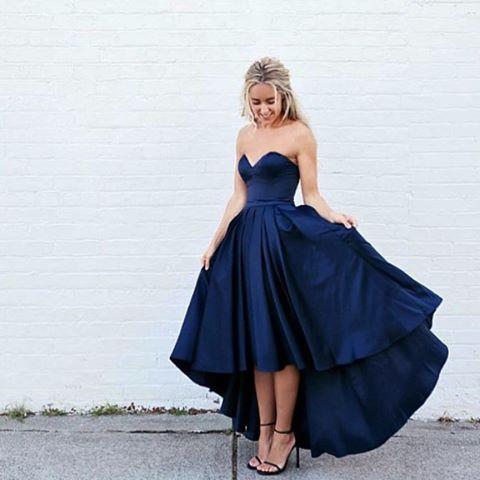 ♕just a Cute prom dress