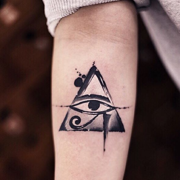 587 best images about Egyptian Tattoo Ankh Eye of Horus on ...