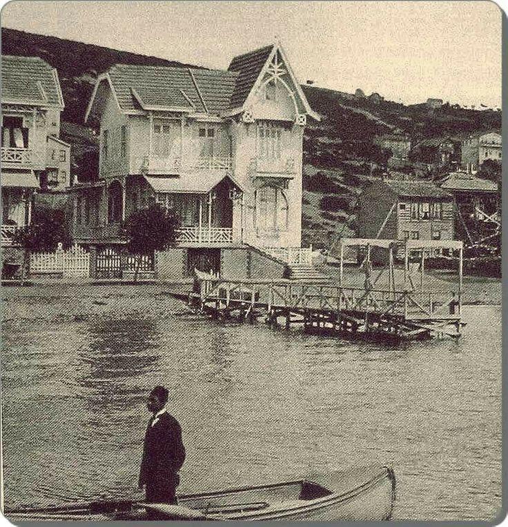 Kinaliada/1914... wow I know this house!