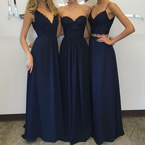 Jim Hjelm Bridesmaid dresses designed by Hayley Paige | @jimhjelmoccasions @misshayleypaige | #bridesjournal
