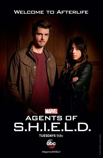 Agents of Shield - Lincoln and Skye _ Welcome to afterlife