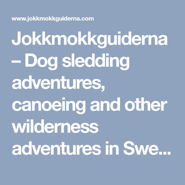 Jokkmokkguiderna – Dog sledding adventures, canoeing and other wilderness adventures in Swedish Lapland. » Canoeing in the Pearl river Nature Reserve, Lapland