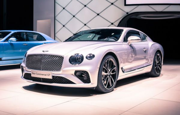 The 2019 Bentley Continental GT is very exciting and manufactured and marketed b… #Bentley