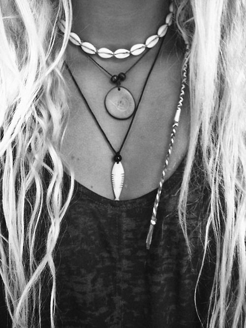 Layered necklaces | Fashion