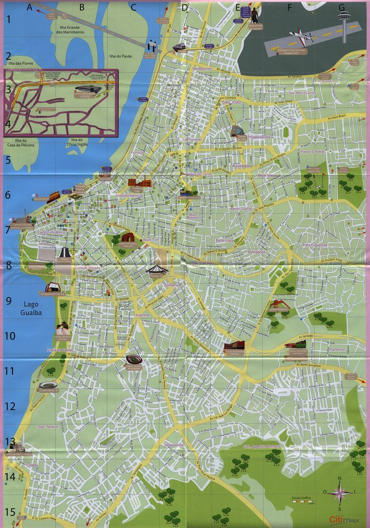 Liczba pomysw na temat Mapa Porto Alegre na Pinterecie 17