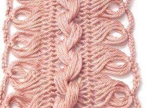 Crochet Technique: Hairpin Lace Part 1 with links to Crochet Patterns, Tutorials…                                                                                                                                                                                 More