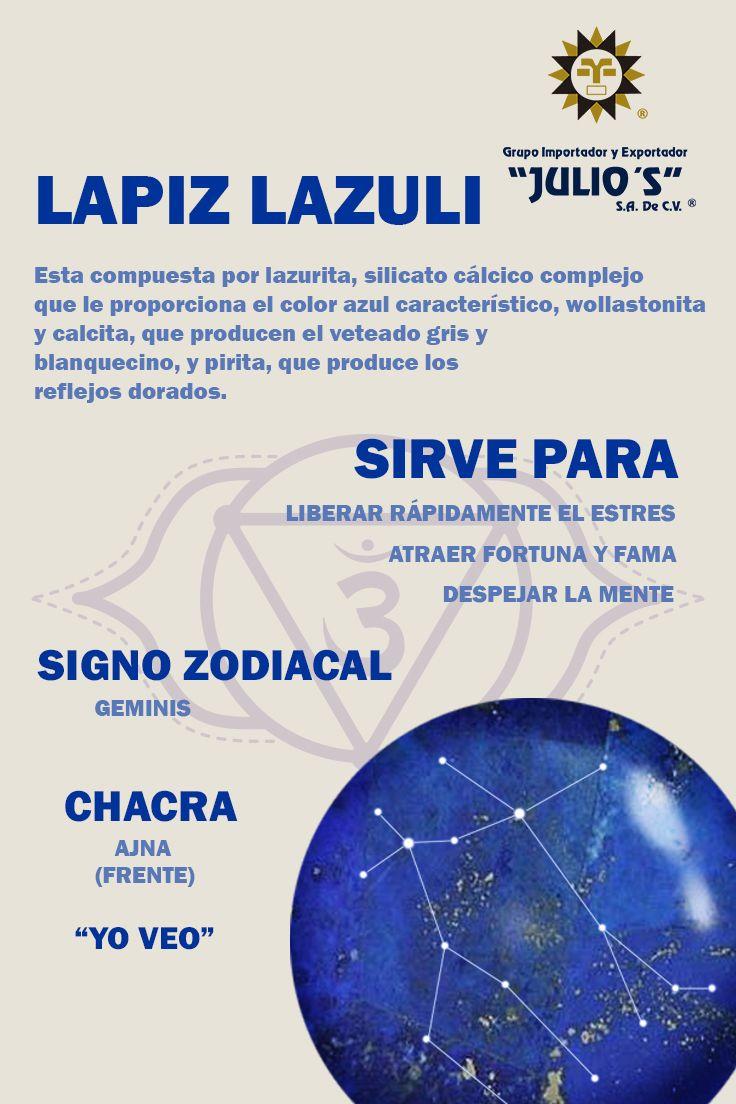 Lapizlazuli sirve para liberar el estr s y atraer fama y - Propiedades piedras naturales ...