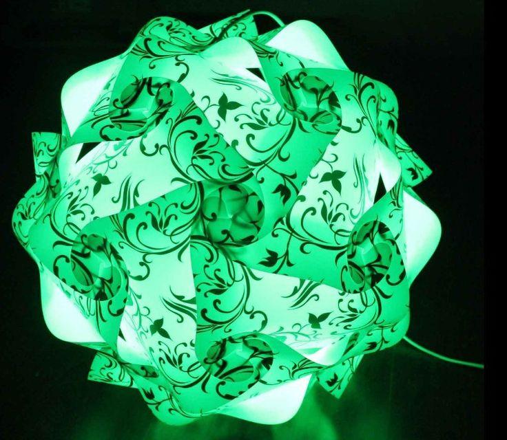 17 Best Images About Iq Puzzle Lights On Pinterest Lamp