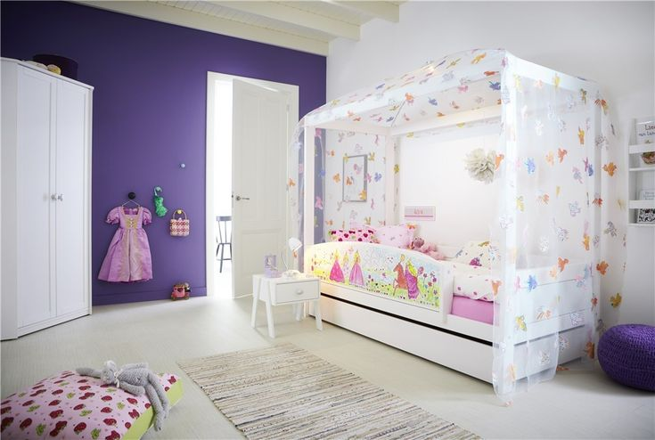 Lifetime Freebird - Children's Four-Poster Bed with Guest Bed/Storage Option