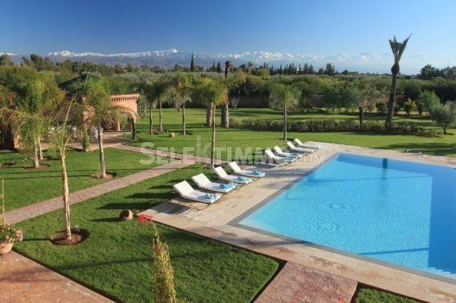 Vente Villa Marrakech Route de Ouarzazate 10000 m2 - 6 chambre(s)