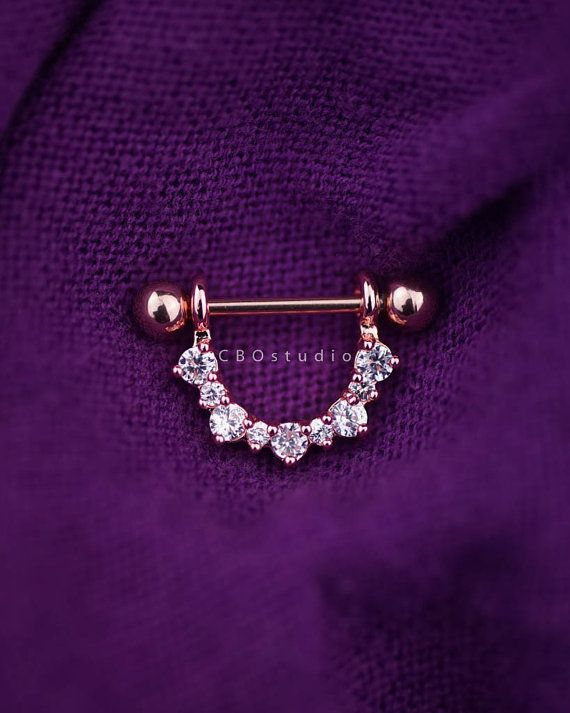 13 best images about nipple on pinterest jewellery for Pierced nipple stretching jewelry