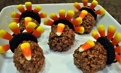 Great thanksgiving project for you and the children... Very Yummy too!