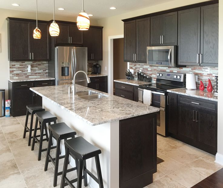 Kitchen Cabinets Dealers: New Construction Project In Findlay, Ohio. This