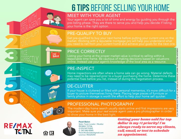 Tips before you sell your home   Keller williams real ...
